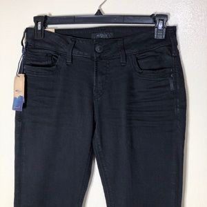 🔵 Silver Jeans Suki Ankle Skinny